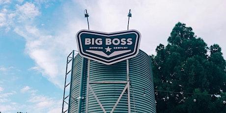 Pop-Up Market at Big Boss Brewing Co. tickets