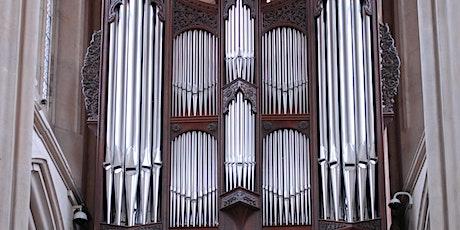 Lunchtime Organ Recital tickets