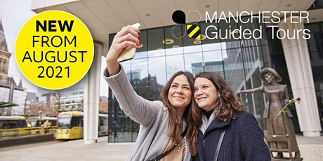 FREE Discover Manchester Guided Walking Tour FREE Manchester Guided Tours tickets