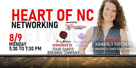 Heart of NC Rockstar Connect Networking Event (August, NC) tickets
