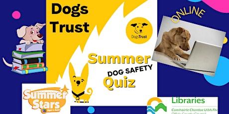 Summer Stars: Dogs Trust Quiz tickets