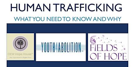 Human Trafficking AE Basics webinar October 27 billets