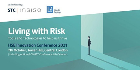 Living with Risk - HSE Innovation Conference 2021 tickets