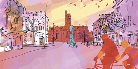 Sketching and Illustrating No 9 Church Street tickets