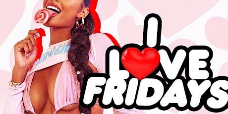 I Love Fridays DMV (Afrobeats; Soca; Hip Hop; Dancehall) tickets