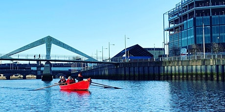 Rowing Session: Fiona skippering tickets