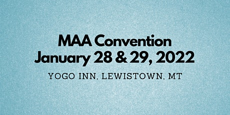 Montana Auctioneer Convention 2022 tickets