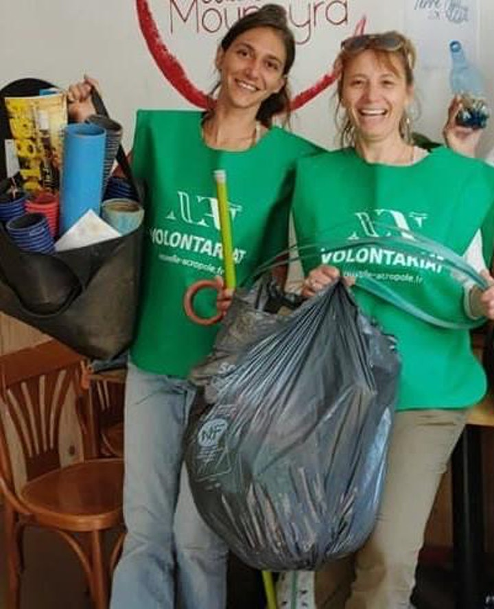 Image pour Volontariat : World Clean Up Day
