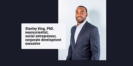 Innovating Together: Stanley King, PhD (Third Culture Capital) tickets