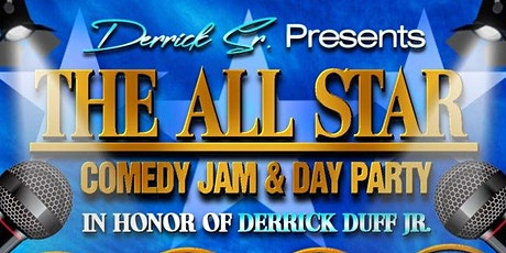 The All-Star Comedy Jam/Day Party tickets