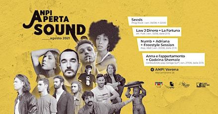 Anpi Aperta Sound Agosto biglietti