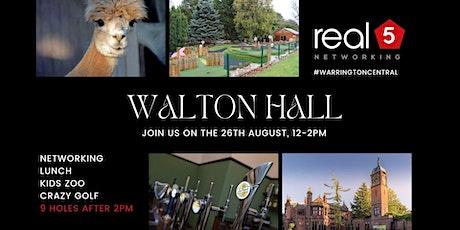 real5 Networking at Walton Hall tickets