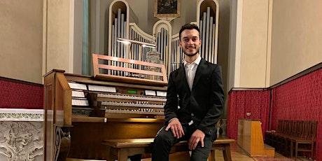 XVII Festival organistico  di Vittorio Veneto TV Chiesa di S.Michele-Salsa biglietti