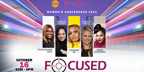 Fearless Women's Conference 2021 tickets