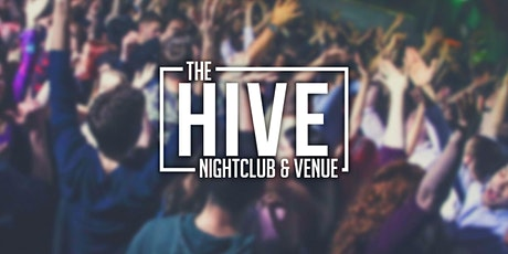 HIVE TILL FIVE - Monday 9th August tickets