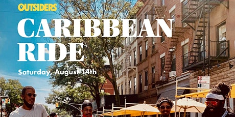The Caribbean Ride tickets
