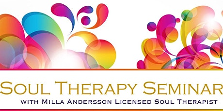 Soul Therapy Introduction ~ Stockholm, Sweden tickets