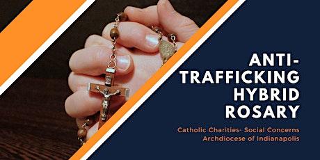 Virtual Anti-Trafficking Rosary tickets