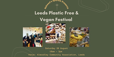 Leeds Plastic Free and Vegan Makers Fest tickets
