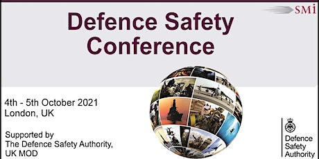 Defence Safety Conference tickets