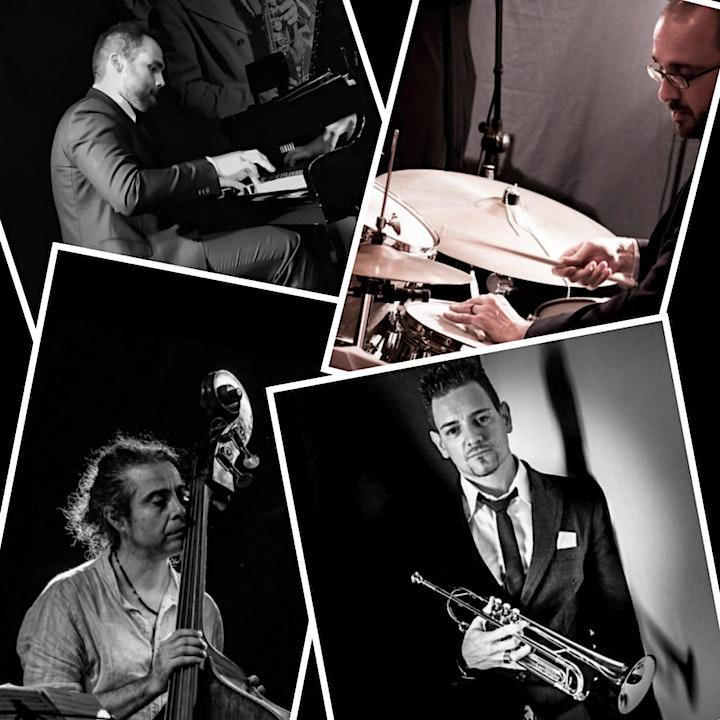 Immagine Leira Jazz Quartet - Live Concert, Isolino Virginia