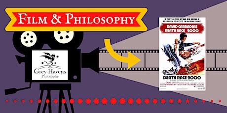 Film & Philosophy: Death Race 2000 - Online tickets