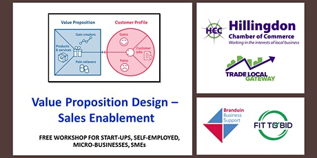 Hillingdon | Value Proposition Design - Sales Enablement tickets