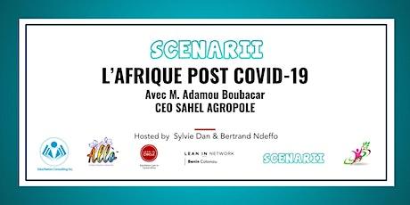 L'AFRIQUE POST COVID-19 billets