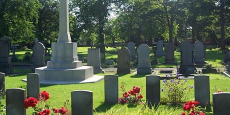 CWGC Tours - Newcastle-Upon-Tyne (St Andrew's and Jesmond) Cemetery tickets
