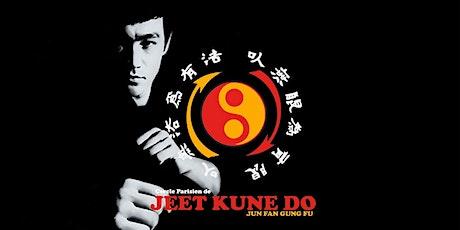 Jeet Kune Do : Stage Initiation billets