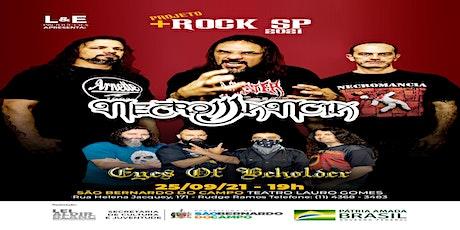 Projeto +Rock SP ingressos