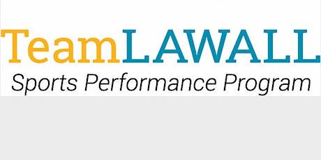 TeamLawall Golf Clinic tickets