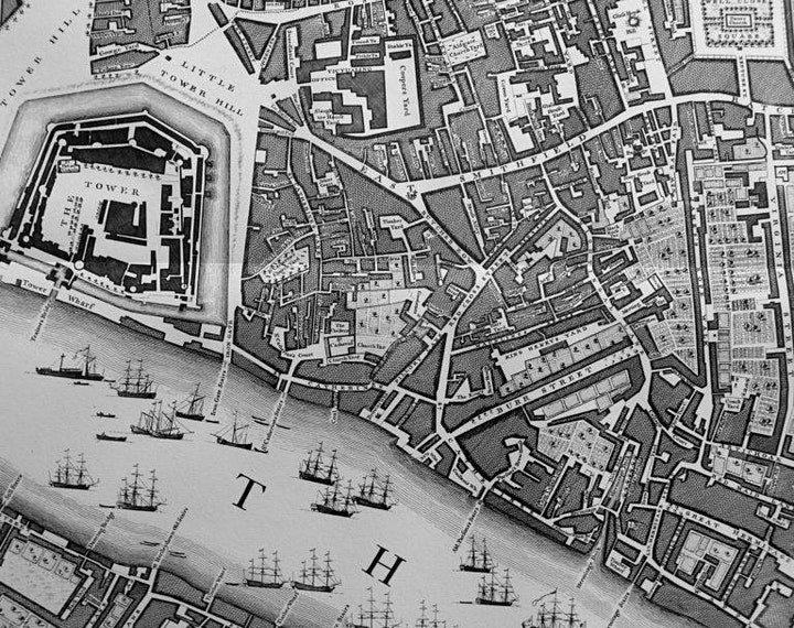 Wapping History, Dickens and The Tower image