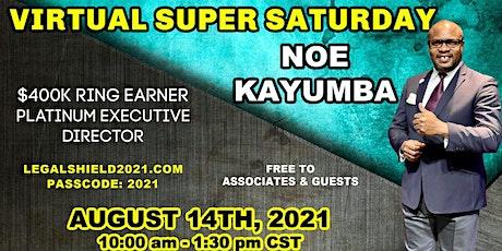 LegalShield Virtual Super Saturday, Mid-Northwest Region tickets