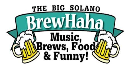 8th Annual Big Solano Brewhaha tickets
