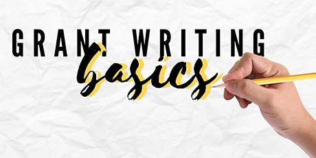 Grant Writing Basics tickets