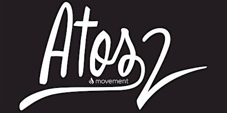 ATOS 2 MOVEMENT / 09AGO ingressos