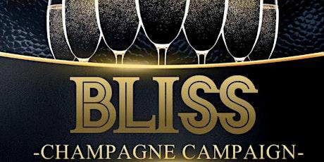 Champagne Campaign tickets