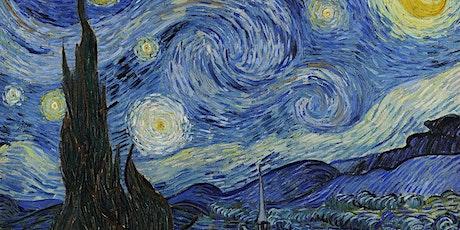 Paint Starry Starry night - Van Gogh tickets
