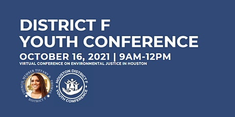 2021 District F Youth Conference tickets