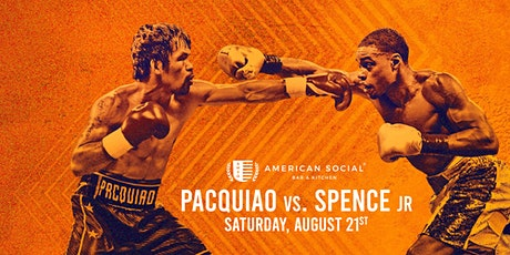 Pacquiao vs. Spence Jr. tickets