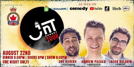Comedy Night | JNT Comedy Tour @ RCL Branch 54 Grande Prairie tickets