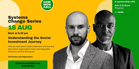 Understanding the Social Investment Journey tickets