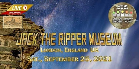 SLIP Investigate The Jack The Ripper Museum tickets