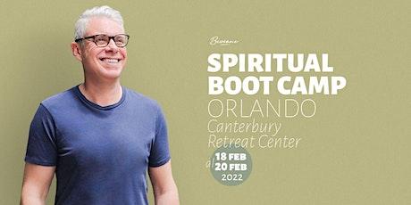 Spiritual Boot Camp Orlando Fl tickets
