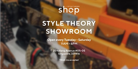 Style Theory Showroom Opening tickets