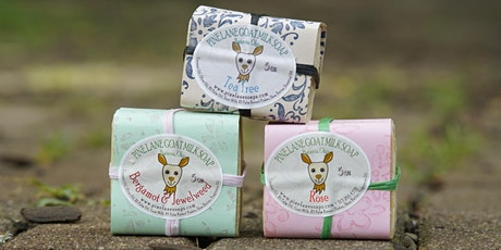 Goat Milk Soap Making with Pine Lane Soaps tickets