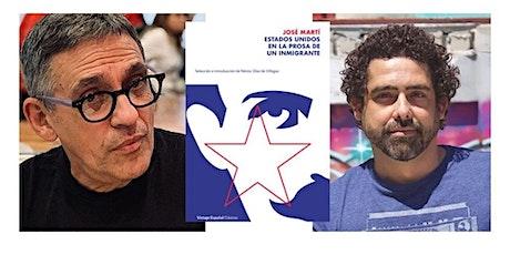 Una noche con Néstor Díaz de Villegas y Abel Sierra Madero! entradas