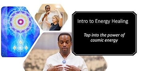 Energy Healing Essentials Intro (Online) tickets