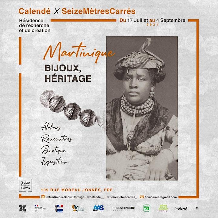 Image pour Martinique Bijoux Héritage | Initiation au geste bijoutier